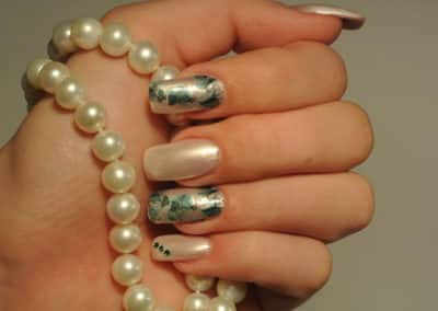 Nagelstyle - pearl